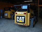 Cat Machine, Wright Landscape