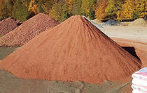 athletic red sand clay pile.jpg