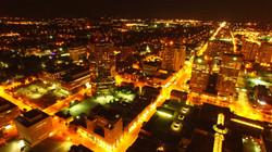 London, Ontario at Night