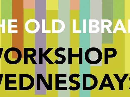 Announcing: Workshop Wednesdays!