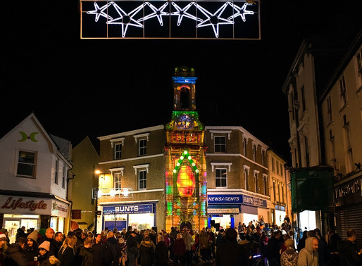 Bodmin Lights Up!