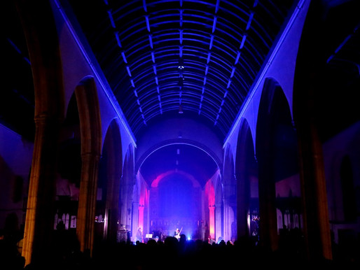Update: St Petroc's Session | Benjamin Francis Leftwich