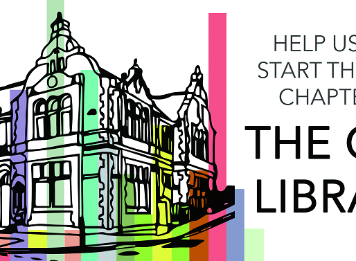 This New Old Library Venture | Ian Tucker