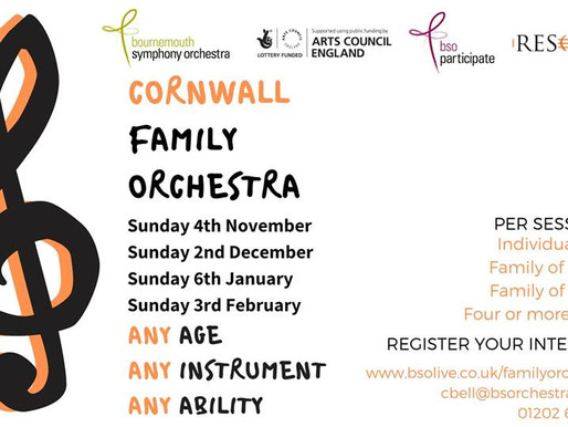 Cornwall Family Orchestra