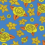 Flowers and bones Wallpaper.png