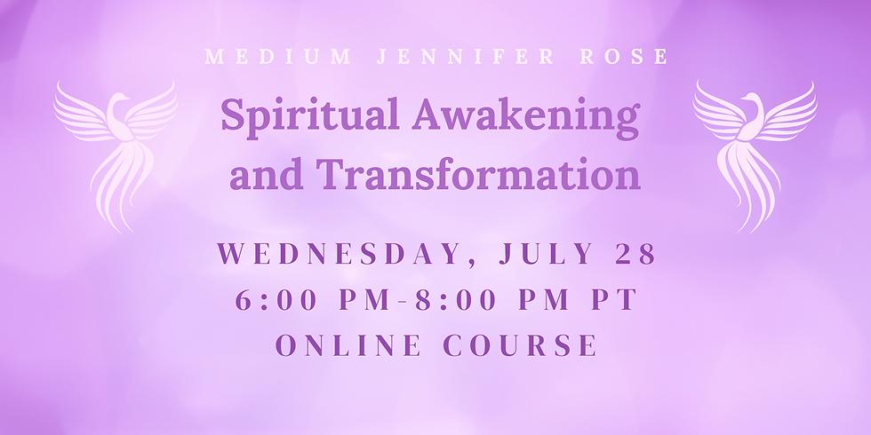 Spiritual Awakening and Transformation