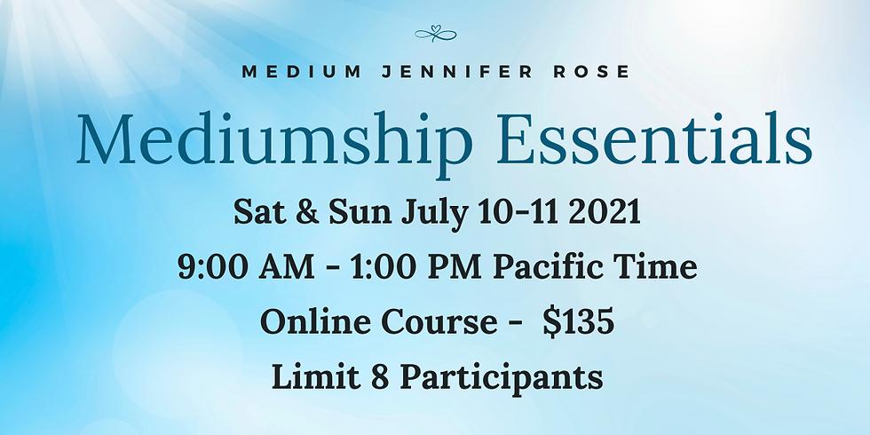 Mediumship Essentials Workshop