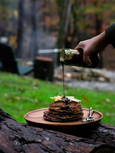 Joni Banana Pancakes