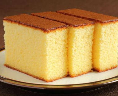 Vanilla Sponge Joni Cake