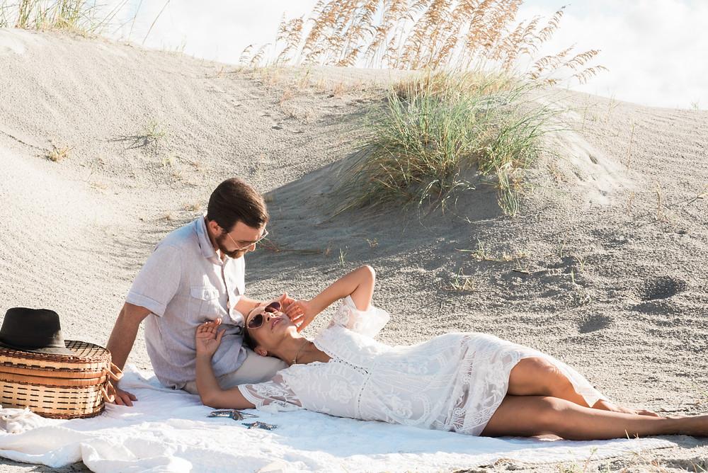 Family Beach Pictures-Andrea Kinnear Photography-Savannah Photographers