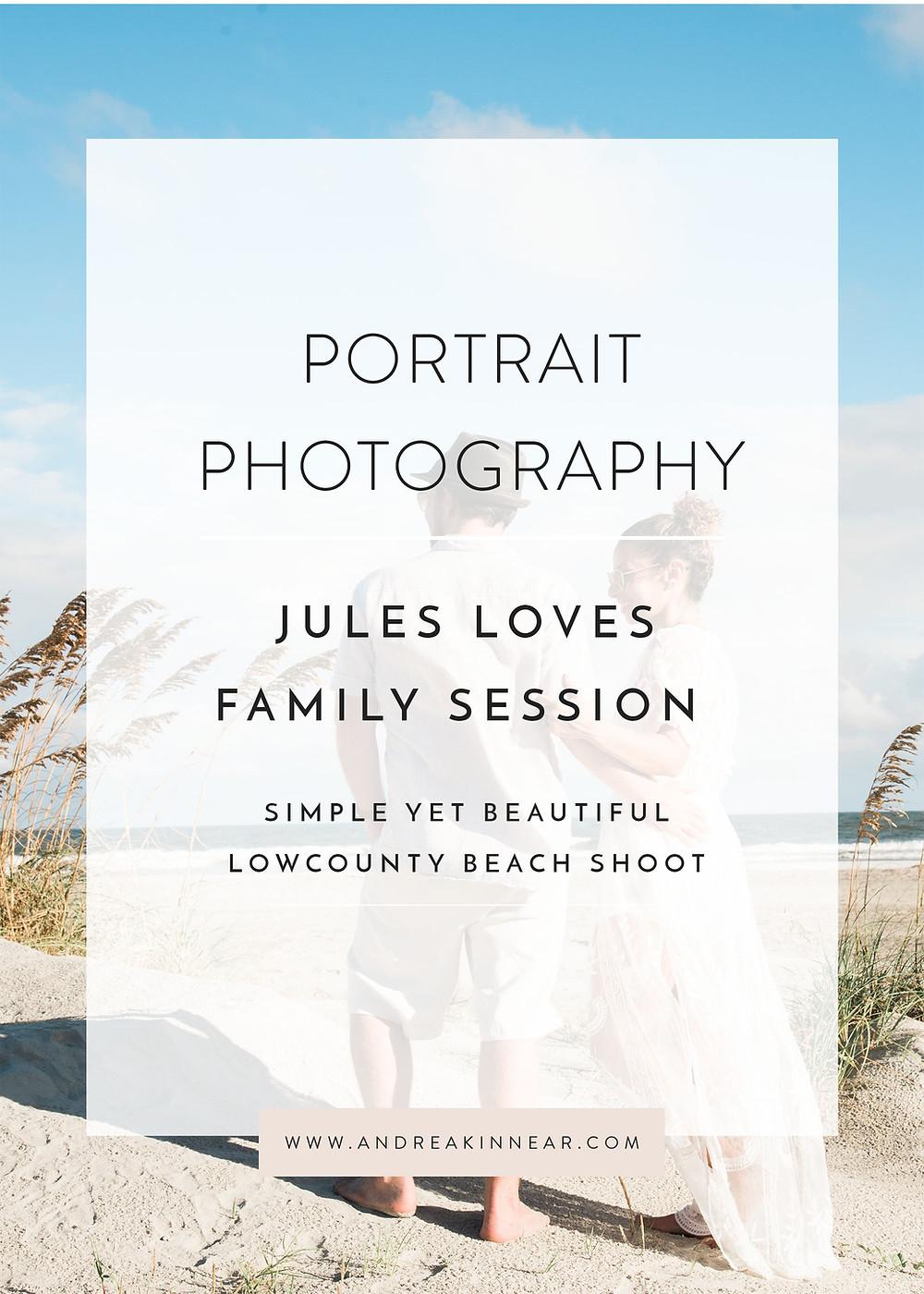 Family Beach Pictures-Andrea Kinnear Photography-Charleston Photographers