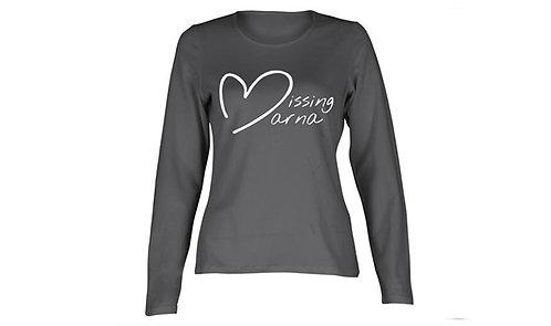 Missing Marna Long Sleeve T-Shirt