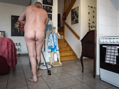 Men of cleaning 9
