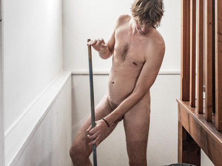 Men of cleaning 8