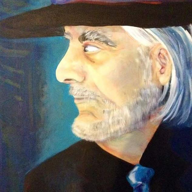 Portrait of Dan Crowe
