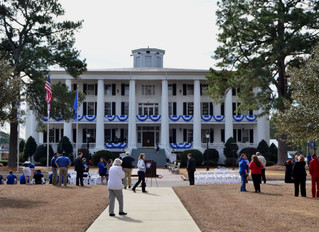 The Chowan Presidential Ceremony