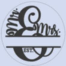 Mr. & Mrs Monogram