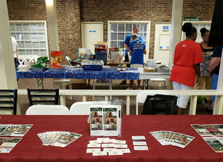 Chowan University Move in Day