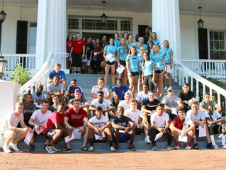 The Flanagan House Bed and Breakfast welcomes Chowan University's Fall Athletes for 2015