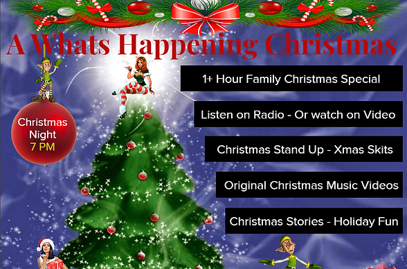 Whats Happening Christmas Poster - Copy.