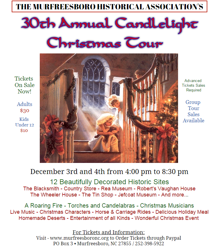 Candlelight Christmas 2015