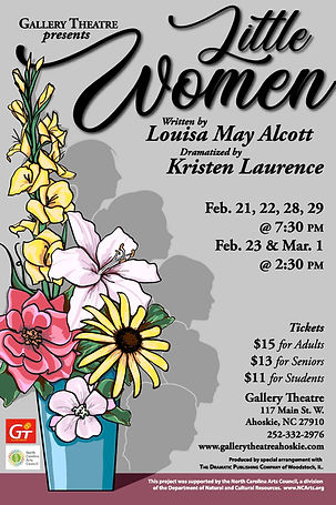 Little Women at the Gallery Theatre in A