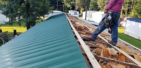 Gradi Roofing in Ahoskie