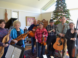 The Potecasi Creek String Band