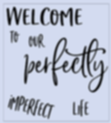 Welcom to Our Perfectly Imperfect Life
