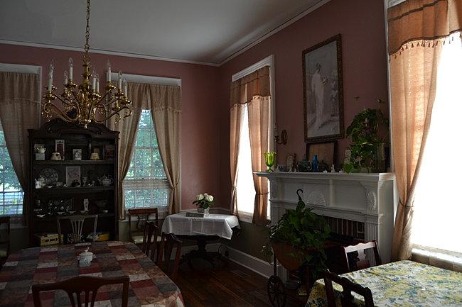 The Flanagan House Bed Breakfast Murfreesboro Nc