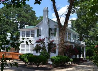 Historic Bed and Breakfast in Murfreesboro North Carolina