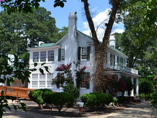 Historic Bed and Breakfast in Murfreesboro North Carolina
