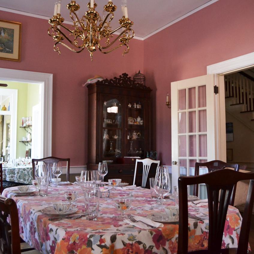 Flanagan House Dining Room2