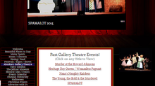 The Gallery Theatre in Ahoskie