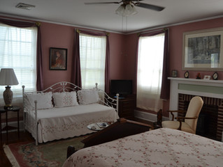 The Flanagan House Bed and Breakfast and T's Room in Murfreesboro North Carolina