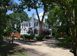The Premier Bed and Breakfast  Event Venue in Murfreesboro NC