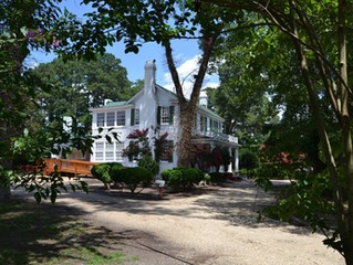 The Premier Bed and Breakfast  Event Venue in Murfreesboro NC