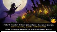 Halloween Murfreesboro Style!