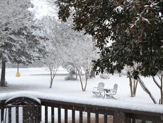 Snowday at the Flanagan House