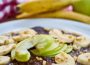 Creamy Delicious Chocolate Banana 'Ice Cream'