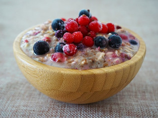 Protein Packed Quinoa Porridge