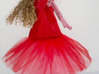 Christmas Shop in a Tutu - My tips for an energised and sparkly Chrissy