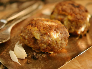 Meat Balls (Gluten Free)- Perfect for School Lunches or Easy Dinners