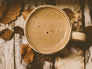 Hot Chocolate High Protein Breakfast Smoothie