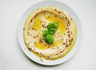 Hummus  Delicious!