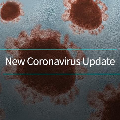 New Coronavirus Update