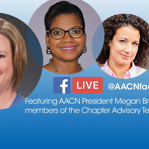 Learn More about AACN Chapters with AACN President Megan Brunson