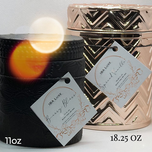 Holiday Luxe Candle 18.25 oz