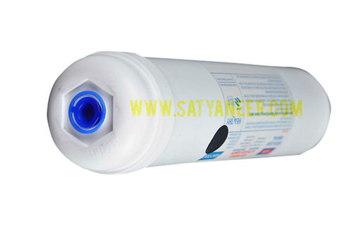 healthy inline carbon filter replacement cartridge for water purifier