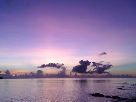 魚座新月。愛と浄化の海へ。